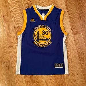 Adidas Golden State Warriors Curry Jersey